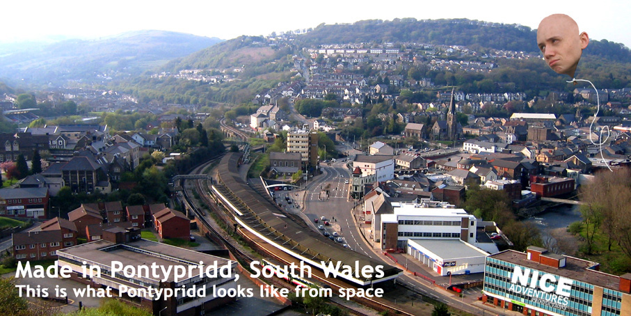Being Audacious - Made in Pontypridd