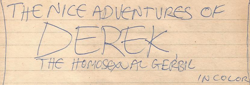 Derek page 01 title