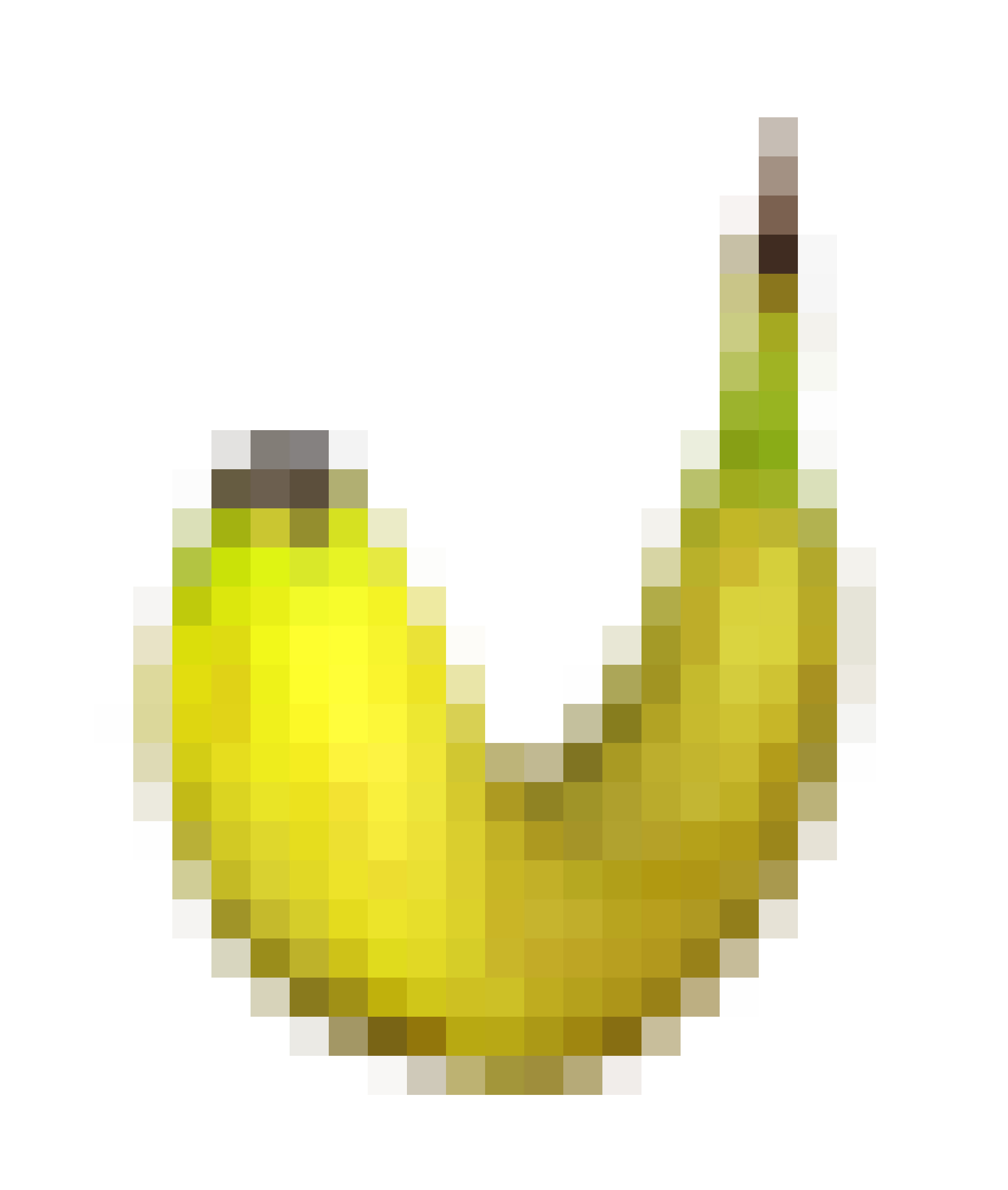 Banana mosaic